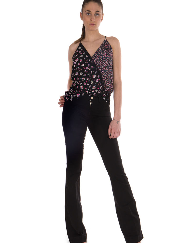 Jeans a zampa KOcca